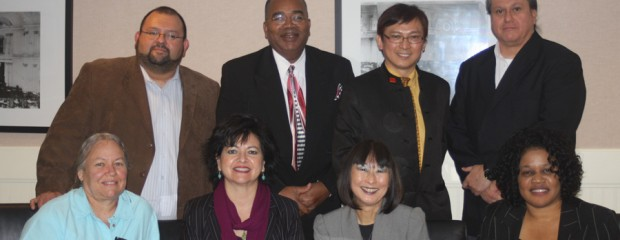 CRDP Partners at the Legislative Briefing in 2013